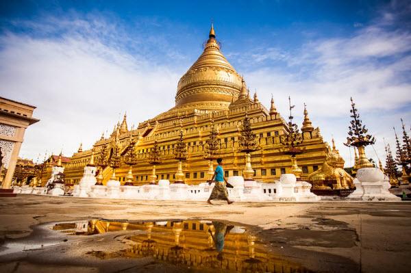 เที่ยวเจดีย์ประเทศพม่า