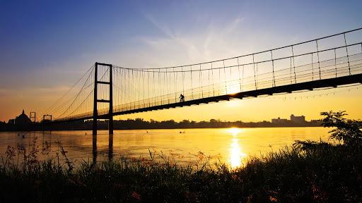 สะพานสมโภชน์กรุงรัตนโกสินทร์