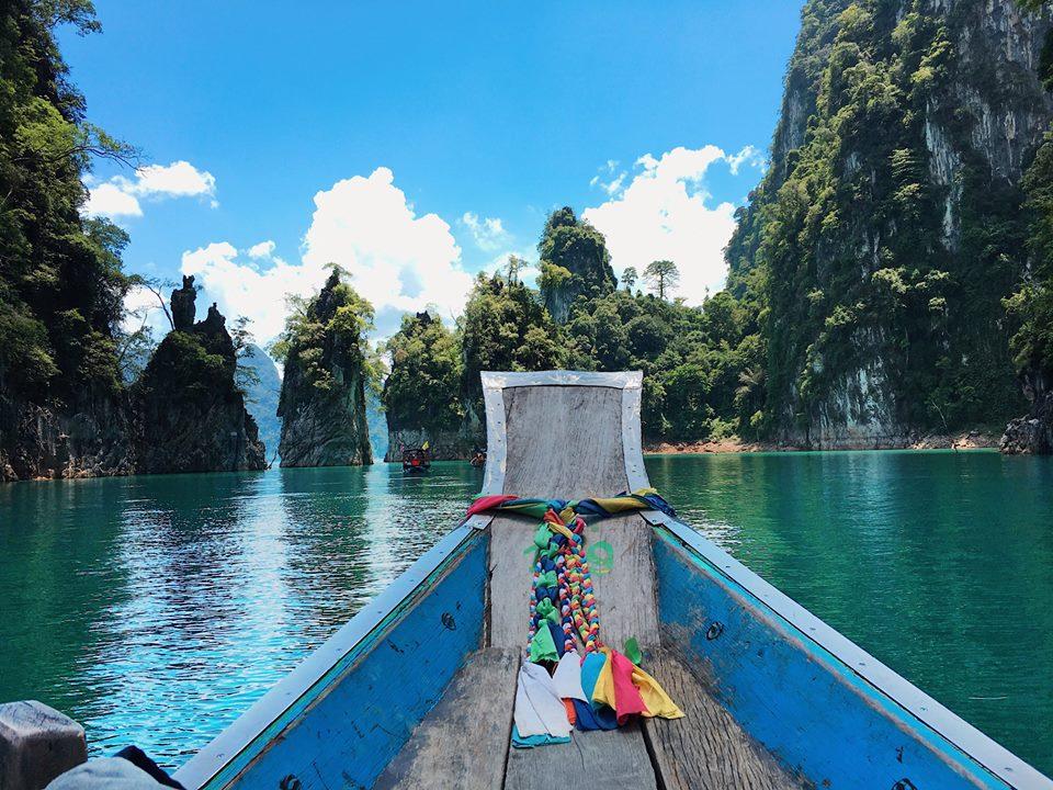 สถานที่ท่องเที่ยวยอดนิยมของไทย