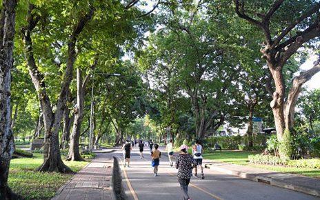 สวนสาธารณะกรุงเทพ