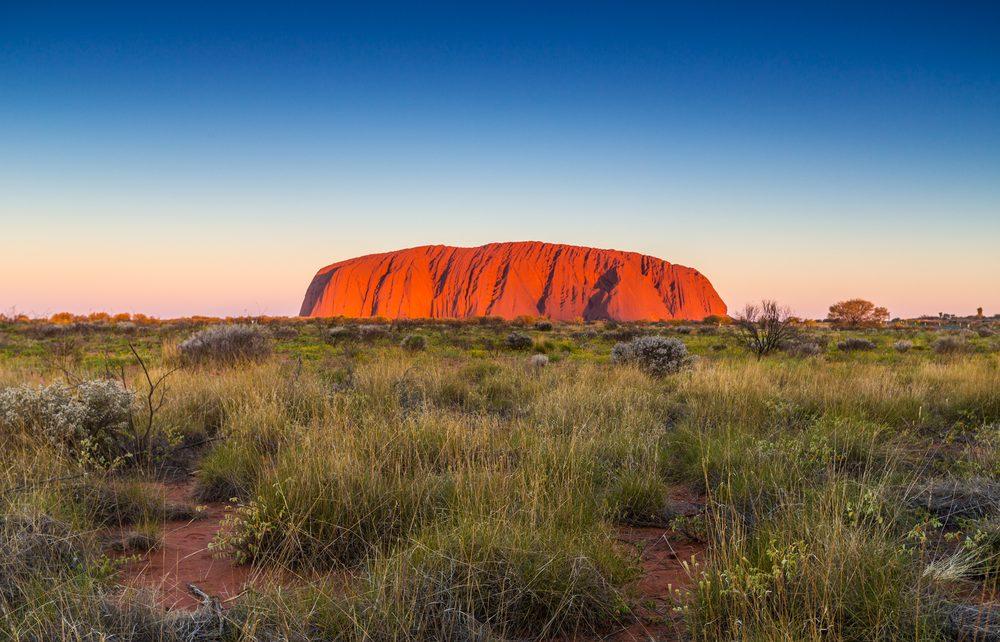 สถานที่ท่องเที่ยวออสเตรเลีย