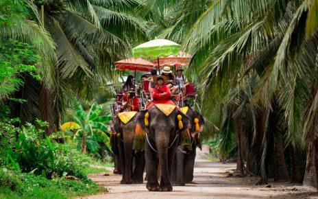สถานที่ท่องเที่ยวราชบุรี